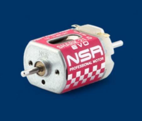 NSR SHARK 21.5 EVO 21900 rpm 164g.cm @ 12V