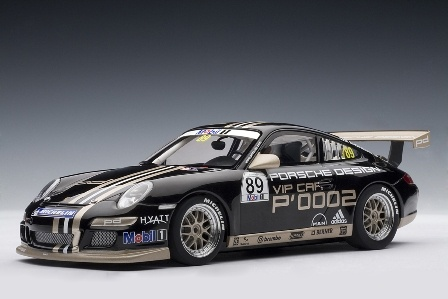 AutoArt Porsche 911 (997) GT3 Cup Car 2007