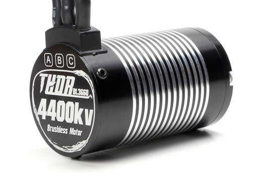 Team Magic Brushless Motor - THOR 3660 - 11.1V - 4400KV