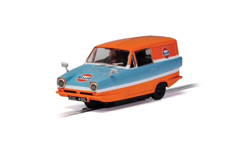 Scalextric 1:32 Reliant Regal Van Gulf Edition HD