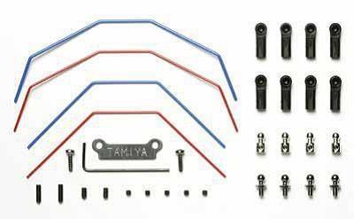 Tamiya DT-03 Stabilisator-Set vorn/hinten (2+2)