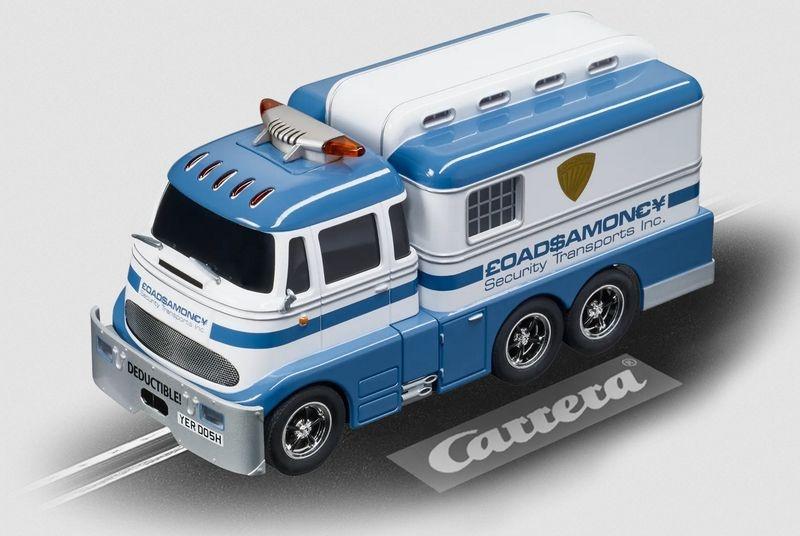 Carrera Digital 132 Geldtransporter Money Transporter