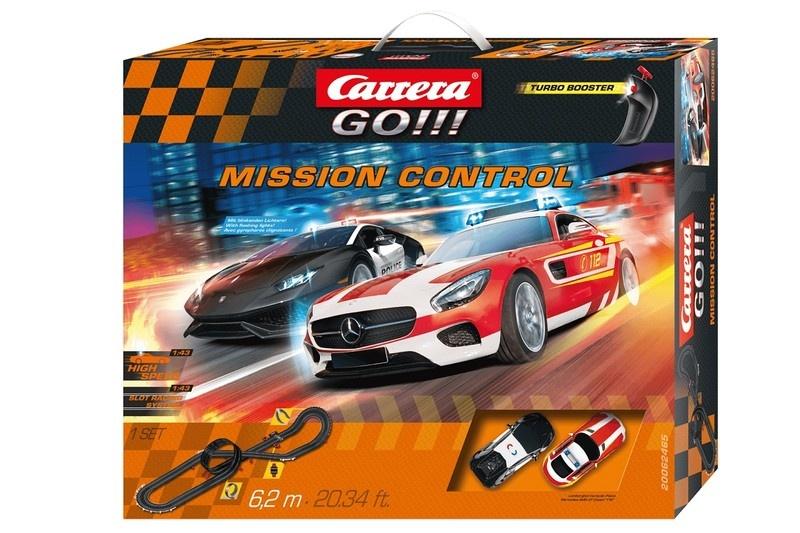 Carrera Go!!! Mission Control