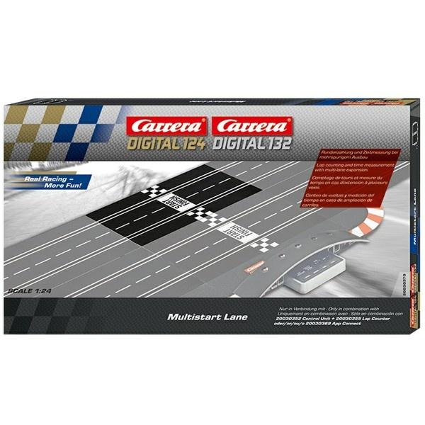 Carrera Dig.124/132 Multistart Lane