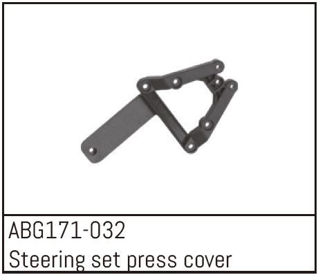 Absima Steering Set Press Cover