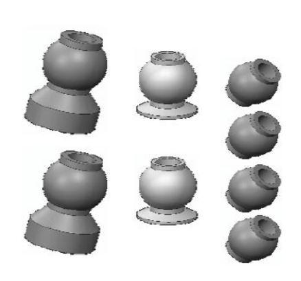 Amewi 4.8 Ball Screw AM10T