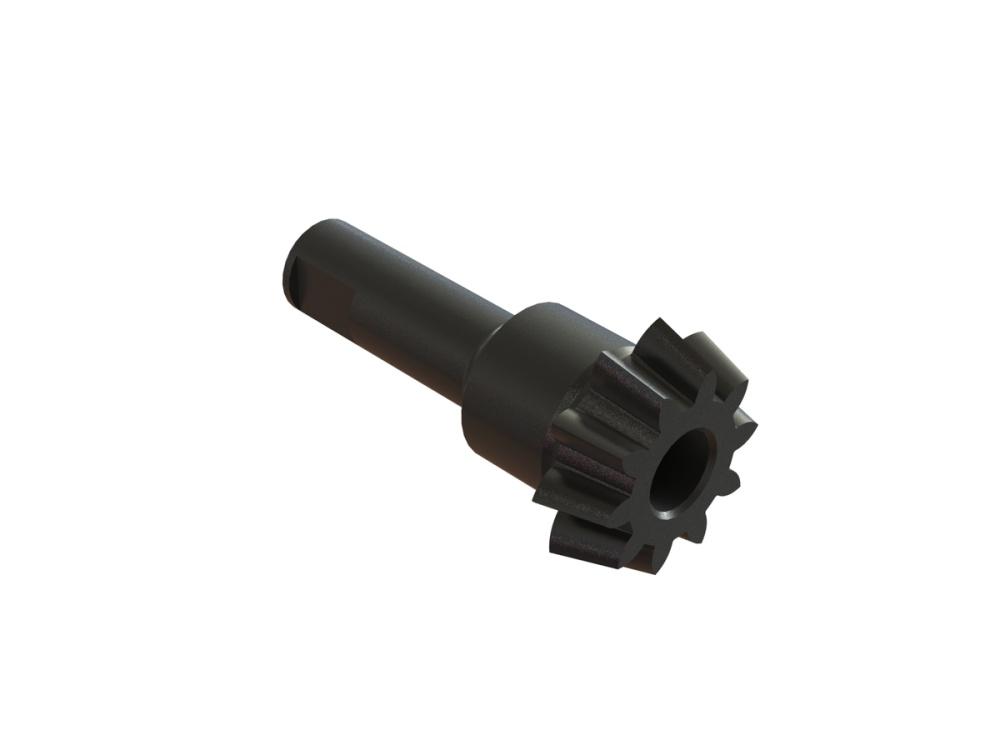 Arrma Main Input Gear 10T Spiral Cut Safe-D (ARA311054)