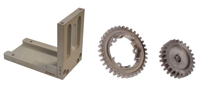 MLine Harden Steel Tuning für Traxxas X-Maxx Modul 1.5 35/25