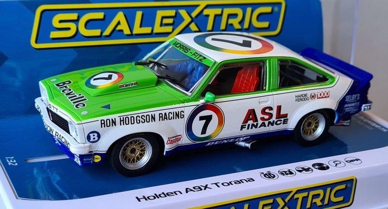 Scalextric 1:32 Holden A9x Torana ATCC 1979 Morris