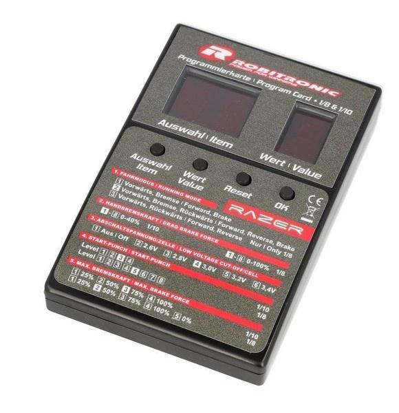 Razer LED Programmierbox Razer ten & eight
