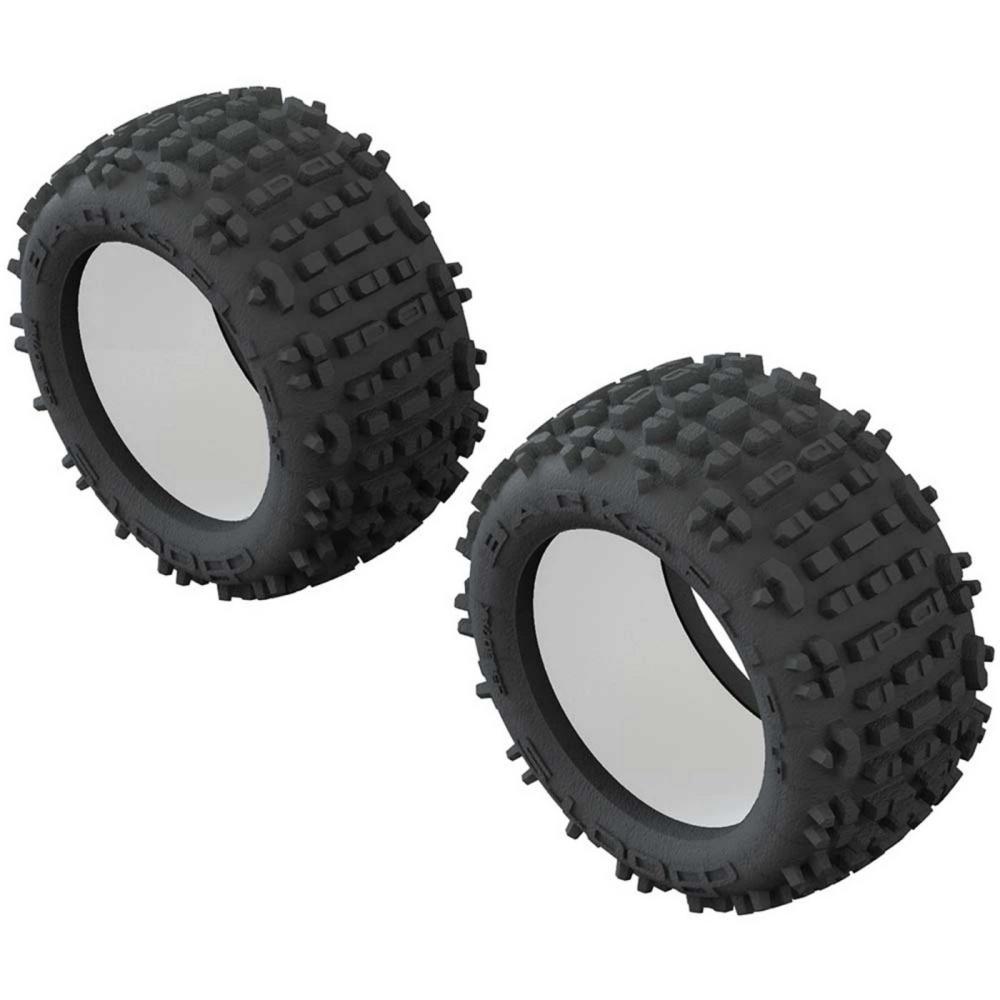 ARRMA Backflip Lp Tire (2) (ARAC9435) AR520049
