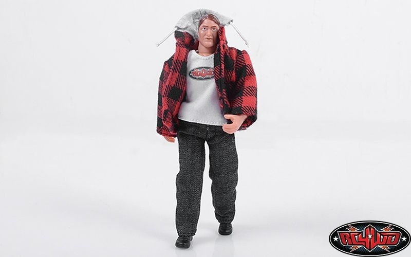 RC4WD Action Figure - MIKE RC4WD