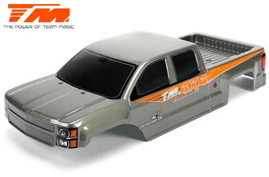 Team Magic Karosserie - 1/10 Truck - E5 - Silver