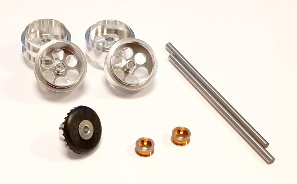 NSR Front + Rear Kit 17 Wheels INLINE (4)
