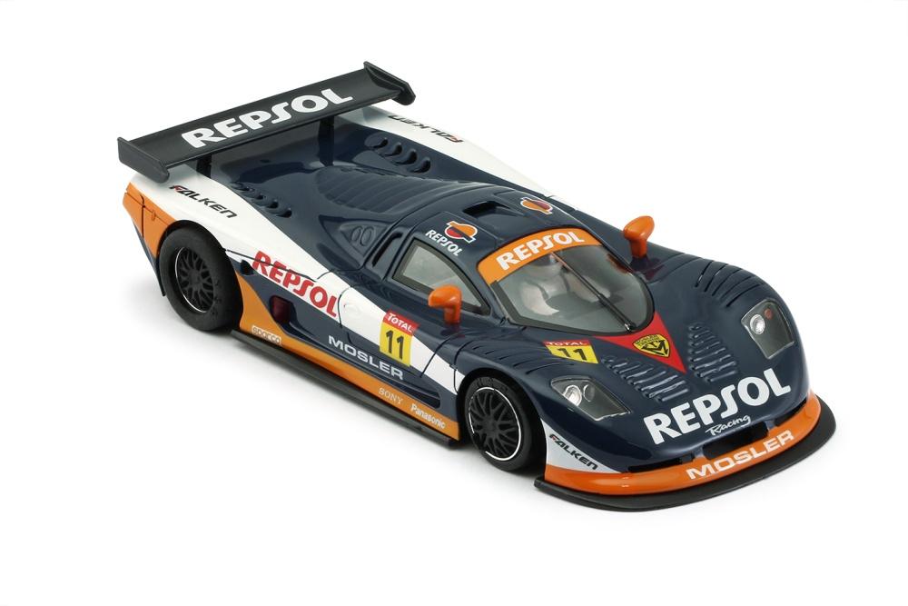 NSR Mosler MT 900 R - Repsol Racing BLUE #11 - Sidewinder
