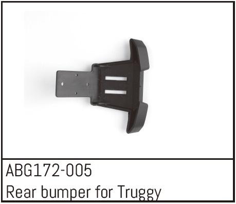 Absima Rear Bumper for Truggy