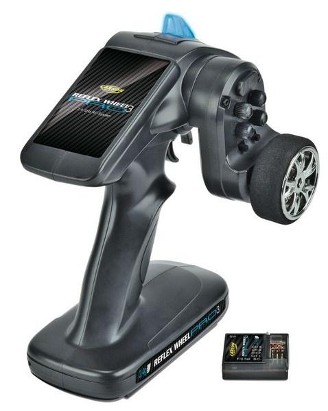 Carson Reflex Wheel Pro III 2.4GHz 11.1V --LOSE--