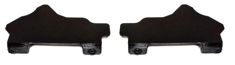 JS-Parts ultraflex Mudguards für Arrma Kraton/Outcast 8s
