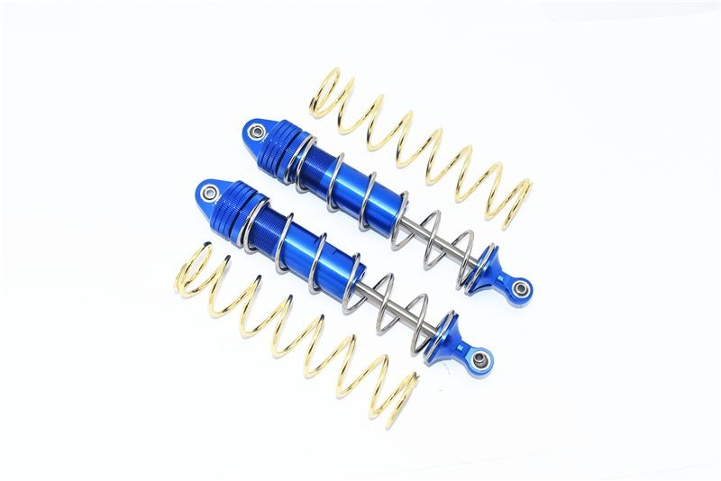 GPM Aluminum Rear Thickened Spring Dampers -187mm -