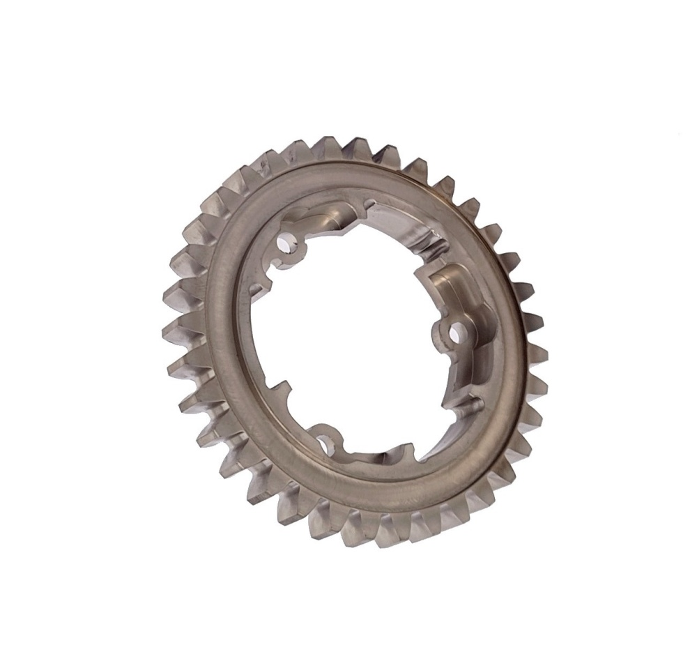 MLine Harden Steel Tuning Hauptzahnrad 35Z Modul 1.5 für