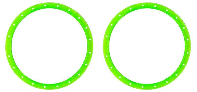 JS-Parts Felgenringeultraflex f.Louise RC MFT 1:5 grün (2)