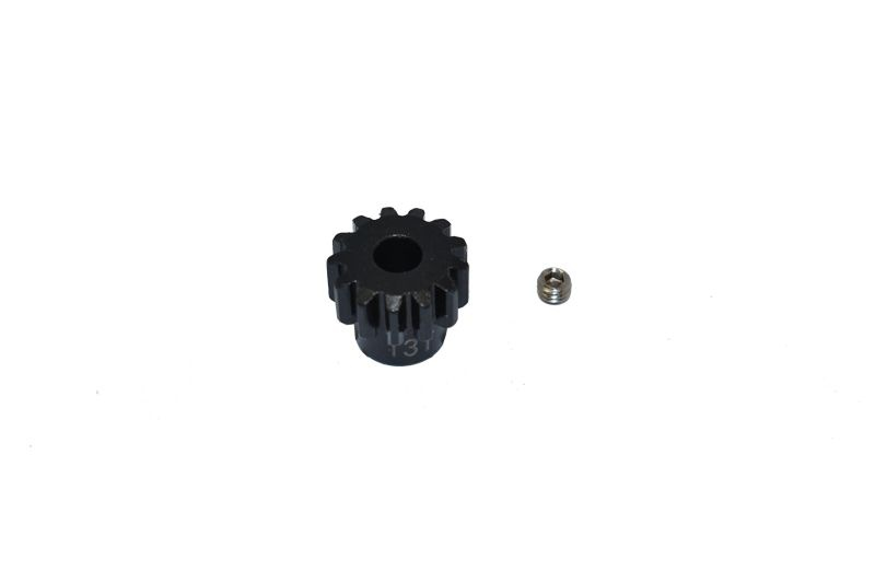 GPM Harden Steel 45# 13T Pinion Gear - 2PC Set for
