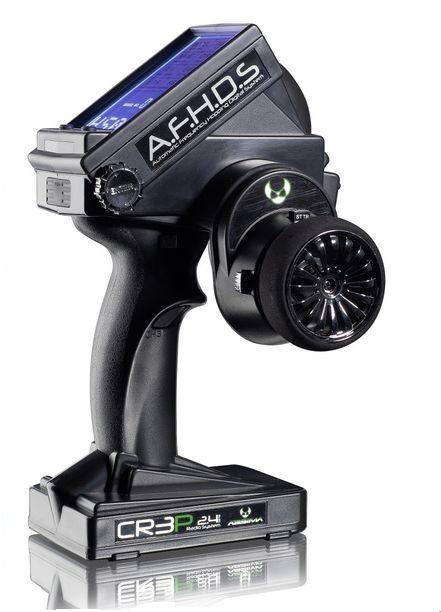 Absima 3-Kanal Fernsteuerung CR3P 2.4GHz incl. Empfänger