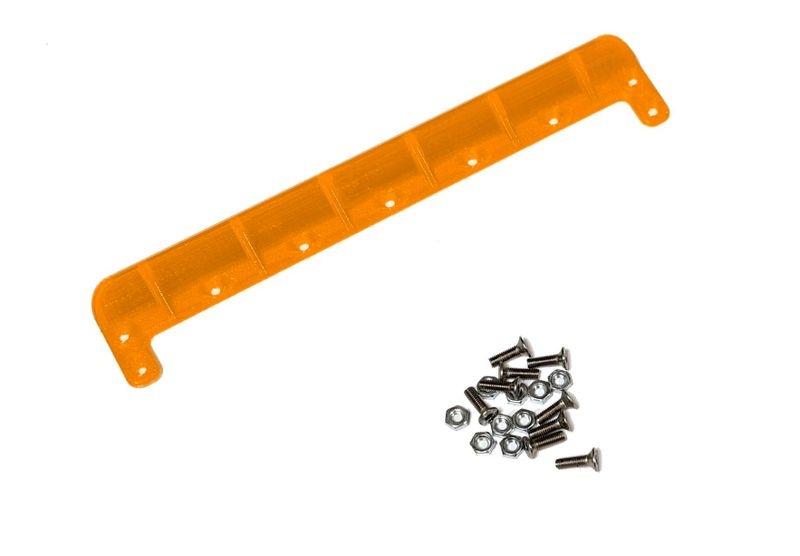 JS-Parts ultraflex Heckkante universal 158mm orange