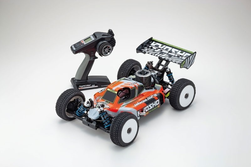 Kyosho Inferno MP9 TKI4 V2 1:8 RC Nitro Readyset