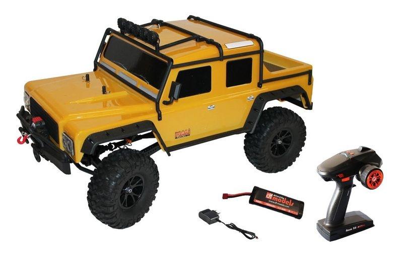 DF-Models DF-4J Crawler XXL Special Edition II - ORANGE