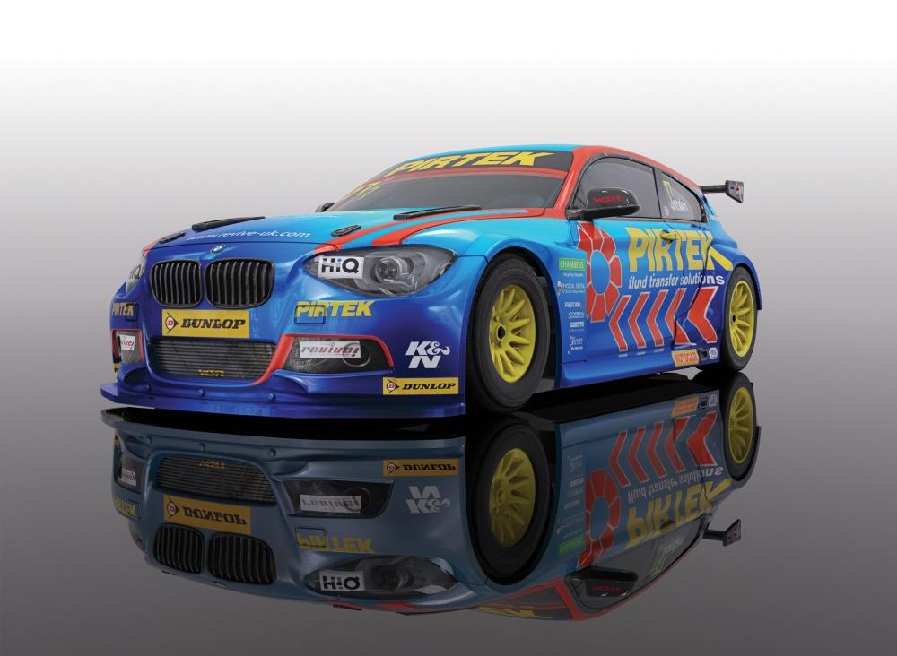 Scalextric 1:32 BMW Series 1 NGTC BTCC17 #77 HD