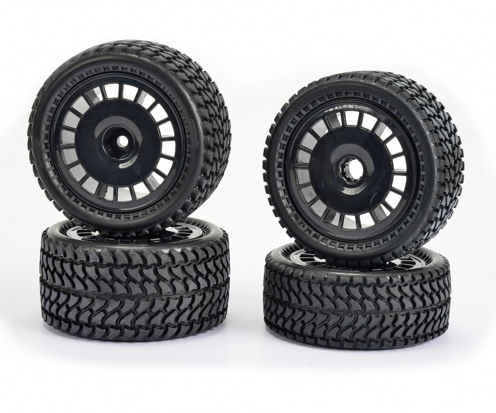 Carson All Terrain 2WD Reifen-Set 1:10 (4)