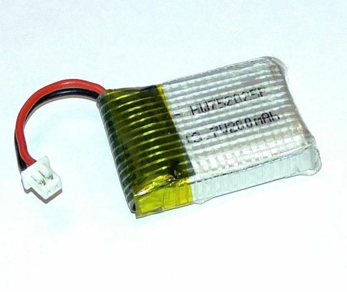 LiPo-Akku 200mah für Carrera Wireless+ Digital 132/124