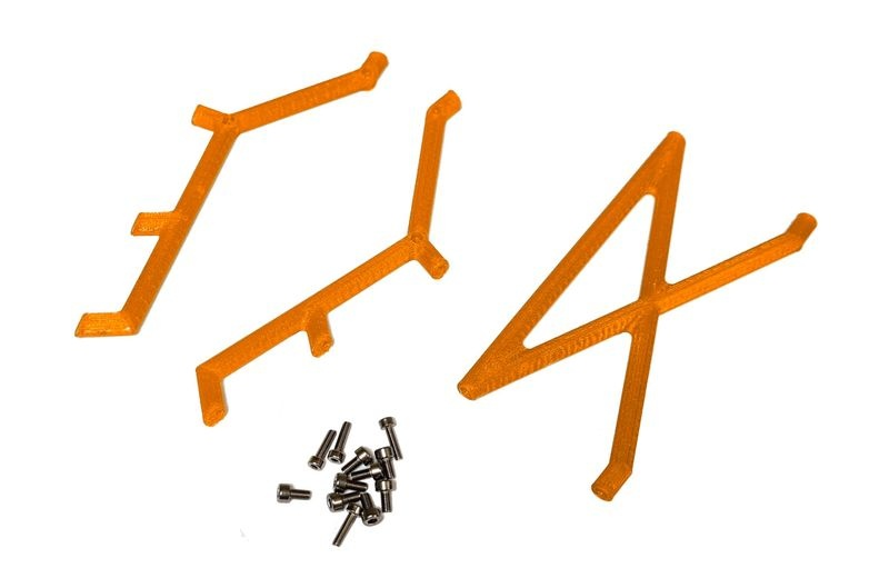 JS-Parts ultraflex Überrollbügel universal 50x130x130mm