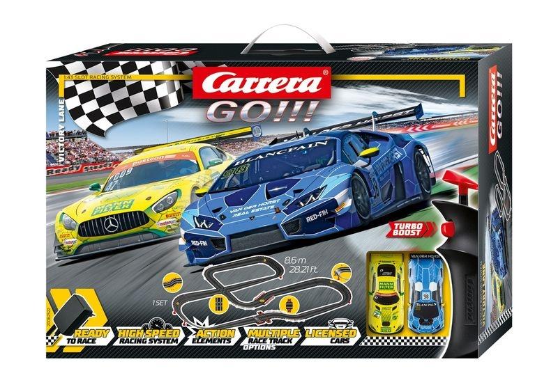 Carrera Go!!! Victory Lane