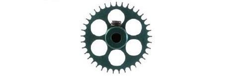 NSR SW Gear/Zahnrad 37T 17.5mm NSR/Proslot/Slot.it