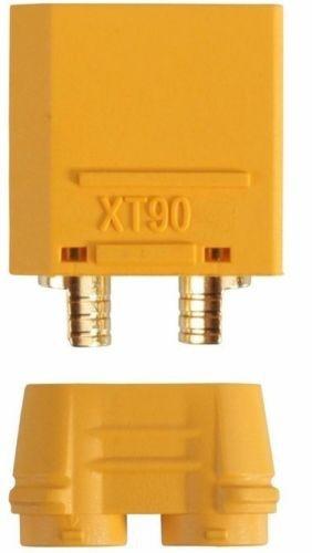 XT90 Stecker inkl. Kappe (1)