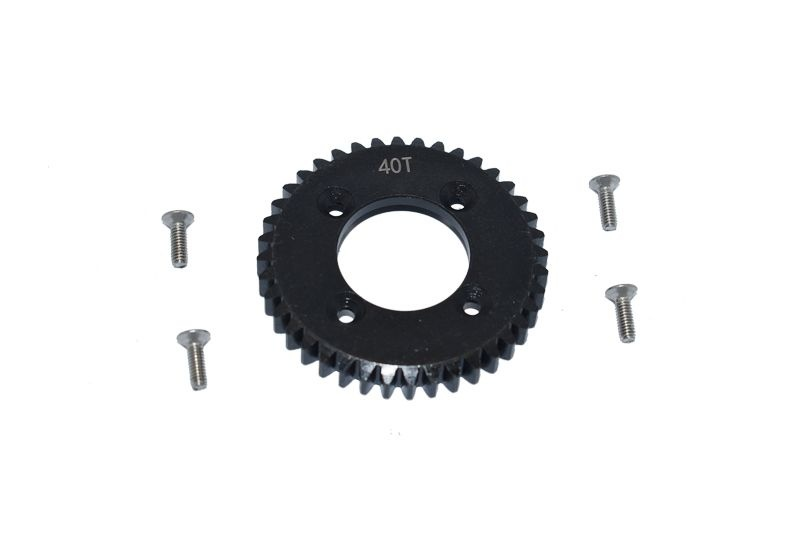 GPM Harden Steel #45 Spur Gear 40T - 5PC Set for