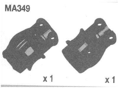 Amewi Gear Box AM10SC