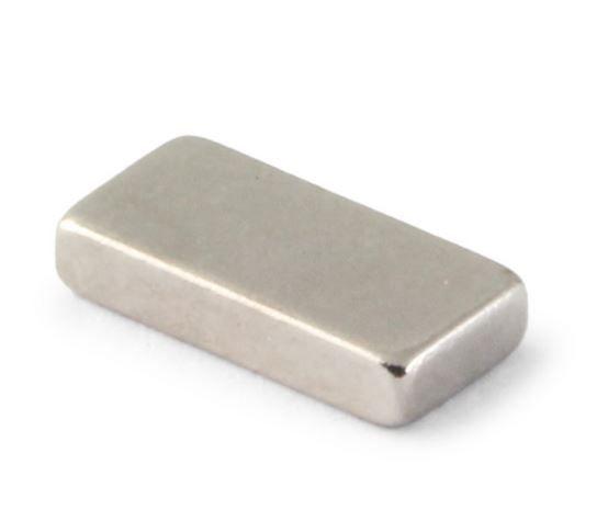 NSR Magnet - Super Neudymium magnet - 5x10x2 mm