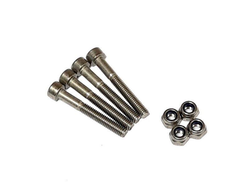 JS-Parts Schraubenset für Stoßdämpfer unten für