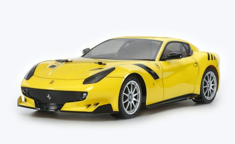 Tamiya RC Ferrari F12tdf (TT-02) Bausatz 1:10