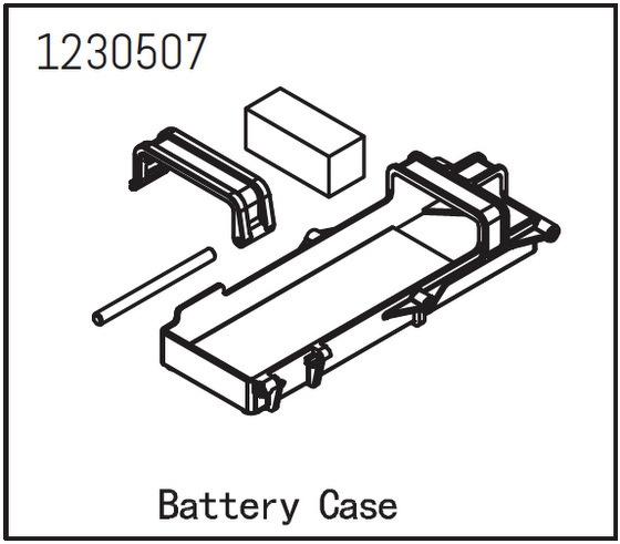 Absima Batteriefach