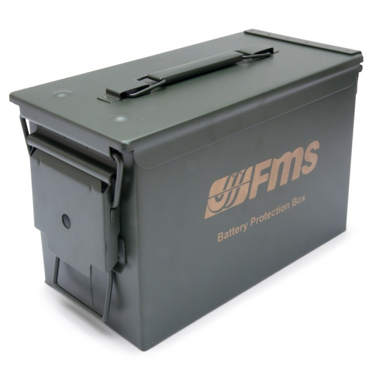 FMS Battery Protection Box 305x155x190mm