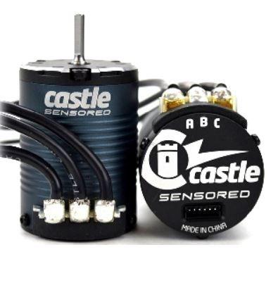 Castle Creations Motor 4-Pol Sensored Brushless
