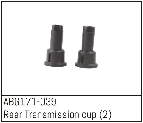 Absima Rear Transmission Cup (2)
