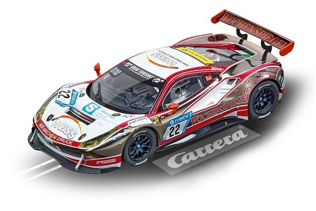Carrera Evolution Ferrari 488 GT3 WTM Racing, No.22