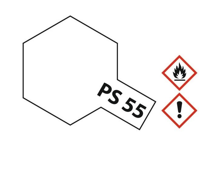 Tamiya Lexanlack PS 55 flat clear