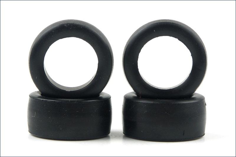 Kyosho Reifen-Set # 1:24 LM40 High Grip schmal, 4 Stück