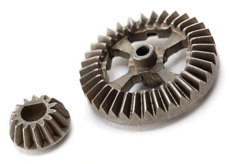 Traxxas Kegel- + Tellerrad (Metall) Teton